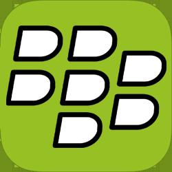 Εγκατάσταση της εφαρμογής σε κινητό Blackberry